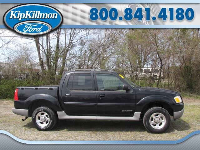 Ford Explorer Pickup >> Used 2001 Ford Explorer Sport Trac For Sale At Kip Killmon Ford Vin 1fmzu77e51uc83961