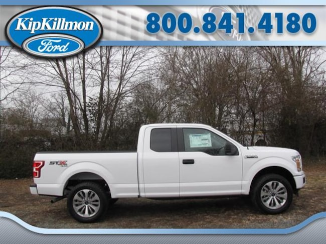 2018 Ford F-150 4WD Supercab 6.5 Box Truck