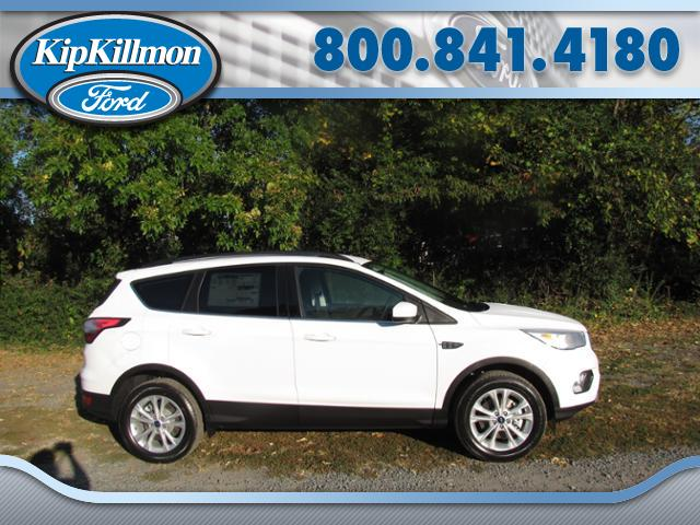 2018 Ford Escape SE 4WD SUV