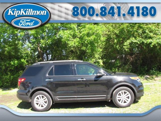 2015 Ford Explorer FWD  XLT SUV