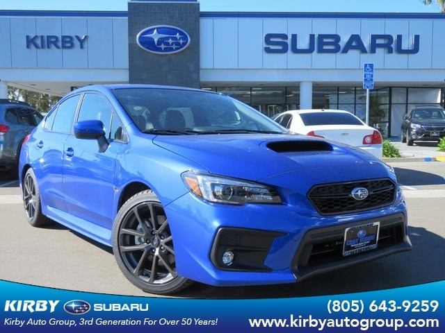 New 2019 Subaru WRX Limited Sedan Ventura, CA