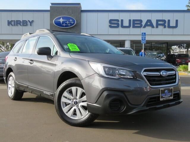 2018 Subaru Outback 2.5i CVT SUV