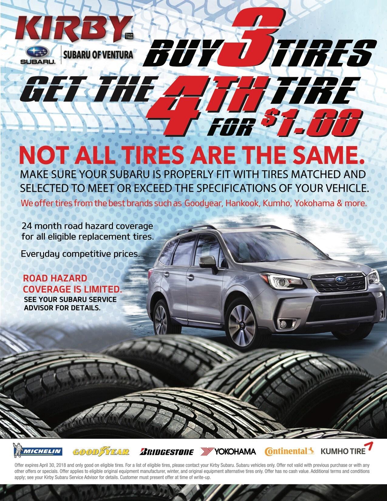 Auto Parts Specials in Ventura, CA | Subaru Parts & Accessories ...