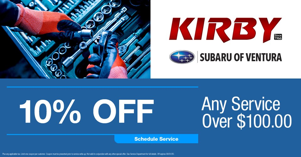 10% OFF Any Service Over $100.00