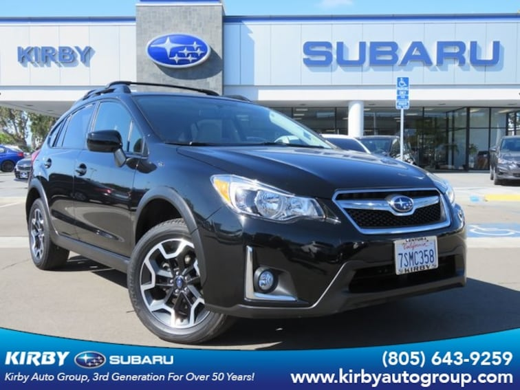 Used 2016 Subaru Crosstrek 2.0i Premium SUV in Ventura