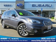 Used 2017 Subaru Outback 2.5i Limited with Power rear Liftgate & BSD SUV Ventura, CA