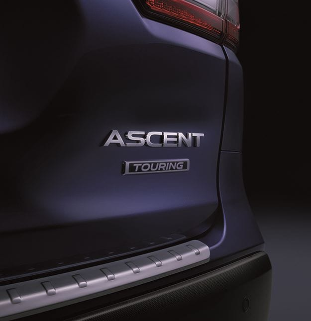New Subaru Ascent