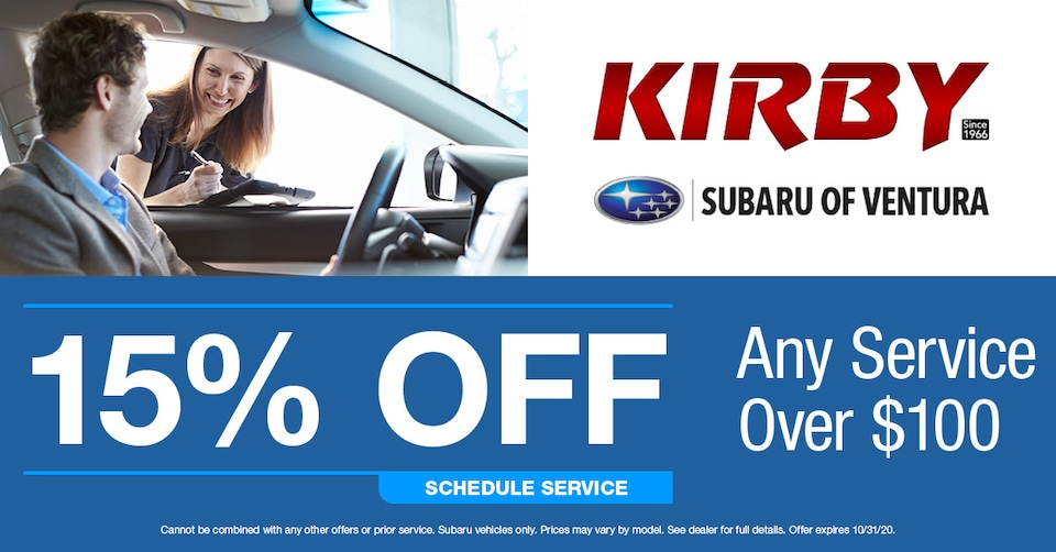 15% OFF Any Service Over $100