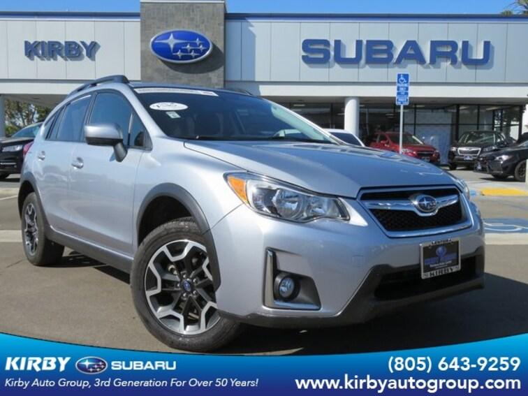 Used 2017 Subaru Crosstrek 2.0i Premium SUV in Ventura