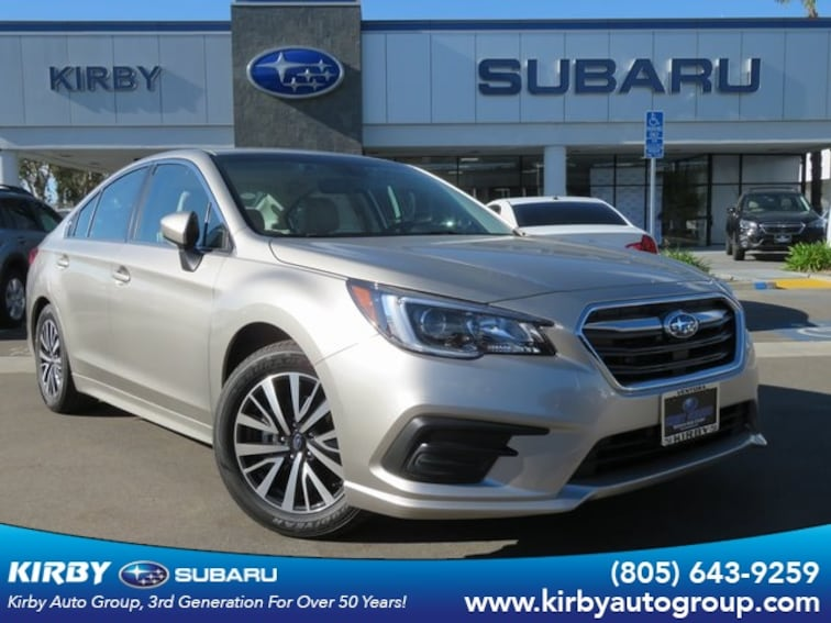 New 2019 Subaru Legacy 2.5i Premium Sedan in Ventura