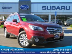 Certified Pre-Owned 2017 Subaru Outback 2.5i Premium All-Weather Package SUV Ventura, CA