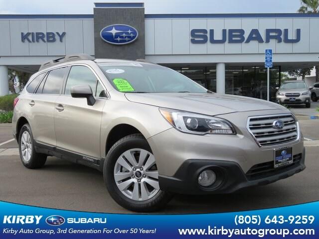 Used 2017 Subaru Outback 2.5i Premium All-Weather Package SUV Ventura, CA