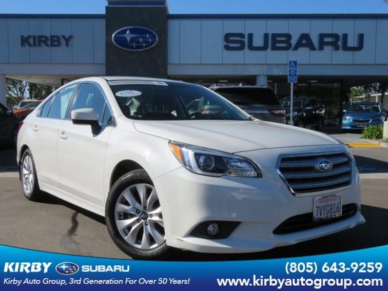 Used 2017 Subaru Legacy 2.5i Premium All-Weather Package Sedan in Ventura
