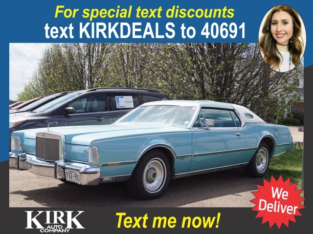 1976 Lincoln Mark IV 2DR  TI Not Specified