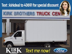 2005 Ford E-350 Cutaway Super Duty, BOX Truck Truck
