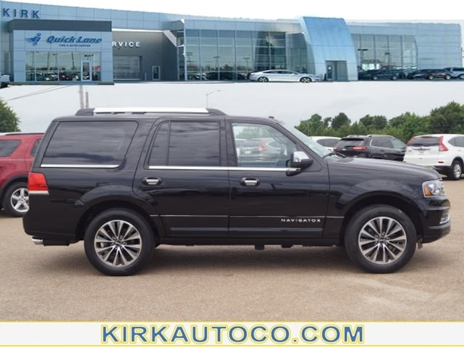 2016 Lincoln Navigator Select 4x2 Select  SUV