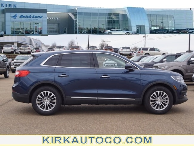 2017 Lincoln MKX Select Select  SUV