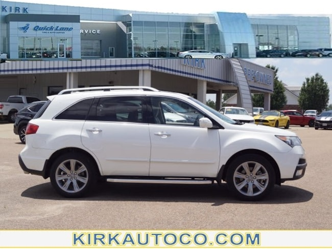 2013 Acura MDX SH-AWD w/Advance SH-AWD  SUV w/Advance Package