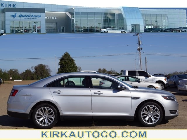 2017 Ford Taurus Limited Limited  Sedan