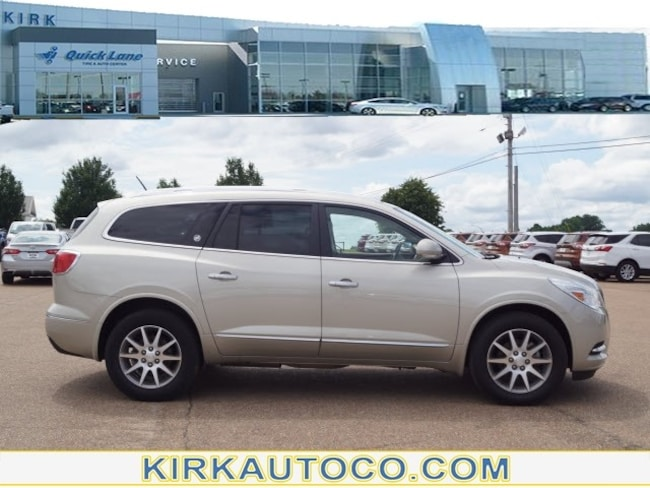 2017 Buick Enclave Leather Leather  Crossover