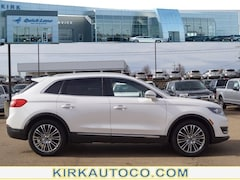 2018 Lincoln MKX Reserve Reserve  SUV