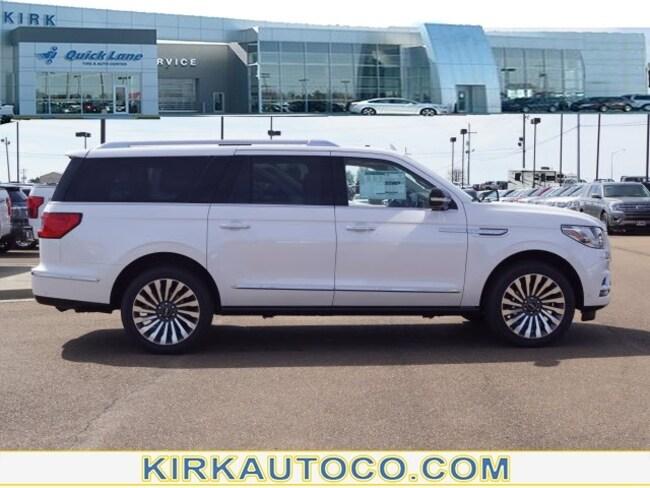 2019 Lincoln Navigator Reserve L SUV