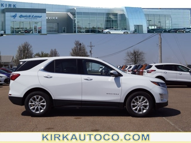 2018 Chevrolet Equinox LT LT  SUV w/1LT