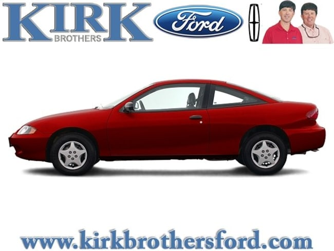 2005 Chevrolet Cavalier Coupe