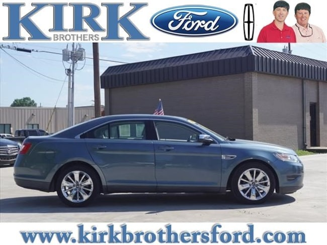 2010 Ford Taurus Limited Sedan