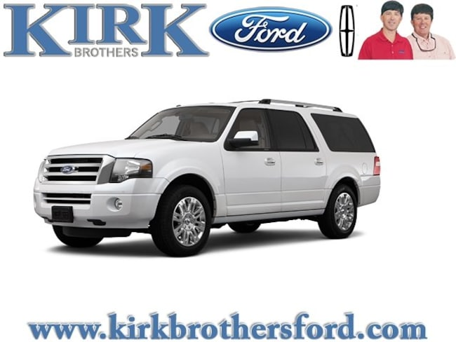 2012 Ford Expedition EL Limited 4WD  Limited