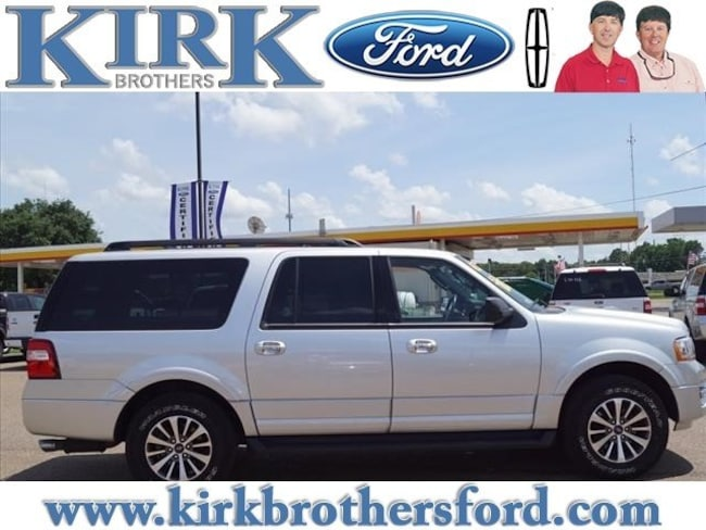 2017 Ford Expedition EL XLT XLT 4x2