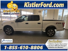 2019 Ford F-150 STX Truck SuperCrew Cab 4WD