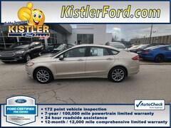 2017 Ford Fusion SE Sedan FWD