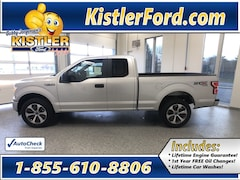 2019 Ford F-150 STX Truck SuperCab Styleside 4WD