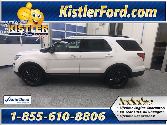 2019 Ford Explorer XLT SUV 4WD
