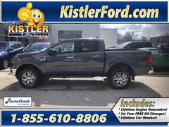 2019 Ford Ranger XLT Truck SuperCrew 4WD