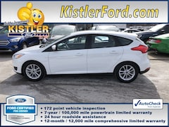 2016 Ford Focus SE Hatchback FWD