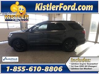 2019 Ford Explorer XLT SUV FWD