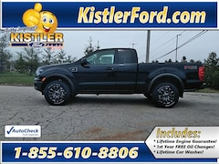 2019 Ford Ranger XLT Truck SuperCab 4WD