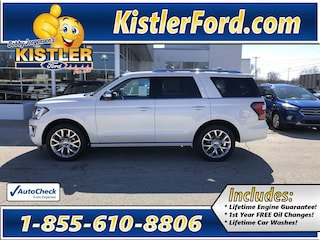 2019 Ford Expedition Platinum SUV 4WD