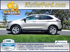 2017 Ford Edge SEL SUV AWD