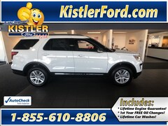 2019 Ford Explorer XLT SUV 4WD