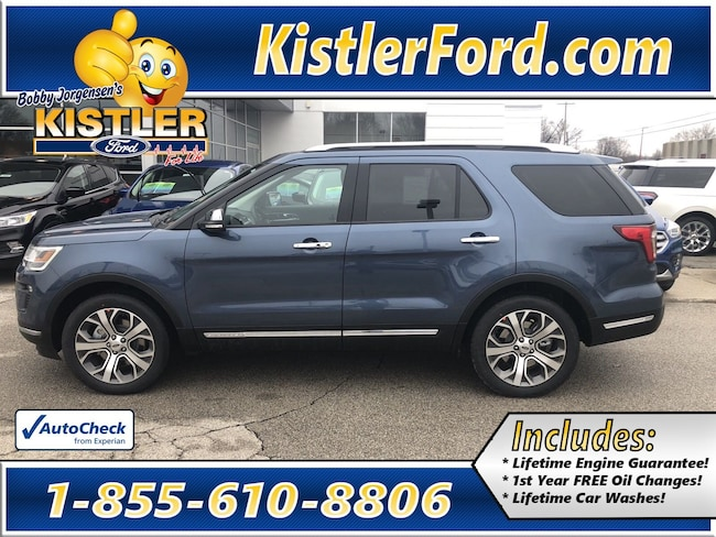 2019 Ford Explorer Limited SUV 4WD