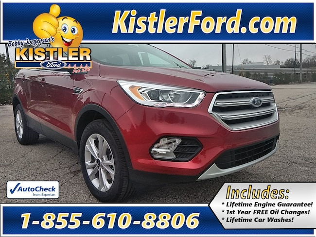 2019 Ford Escape SEL SUV 4WD