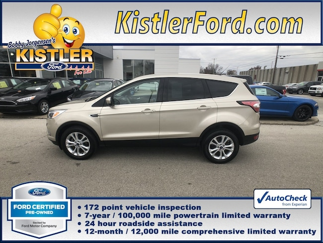 2017 Ford Escape SE SUV FWD