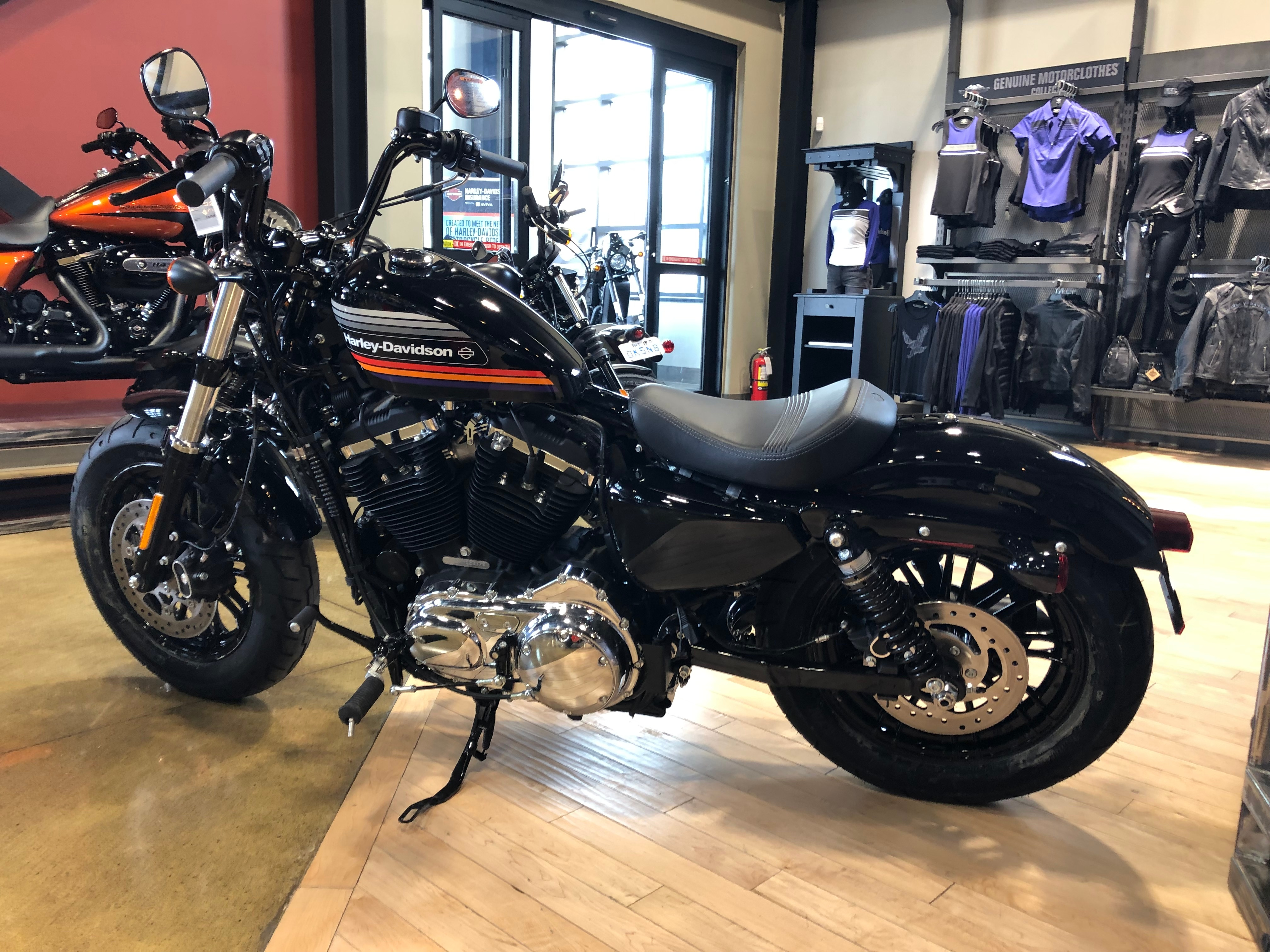 2019 HARLEY-DAVIDSON XL1200X Sportster Forty-Eight