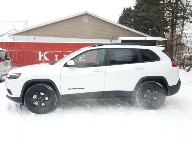 New 2019 Jeep Cherokee ALTITUDE 4X4 Sport Utility For Sale/Lease Kent, OH