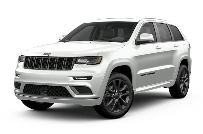 New 2019 Jeep Grand Cherokee HIGH ALTITUDE 4X4 Sport Utility For Sale/Lease Kent, OH