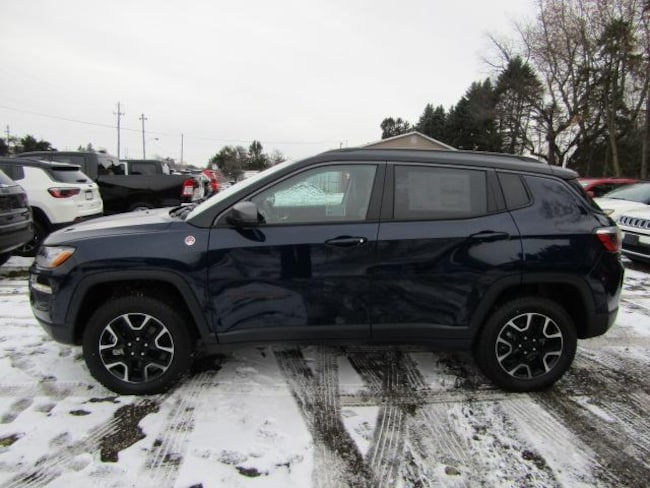 New 2019 Jeep Compass TRAILHAWK 4X4 Sport Utility For Sale/Lease Kent, OH