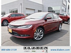 2016 Chrysler 200 Sdn S FWD Sedan 1C3CCCBB8GN117749